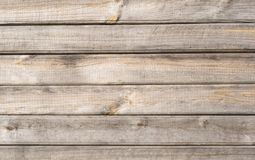 Wooden background old planks Royalty Free Stock Image