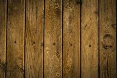Wooden Background. Old Vintage Brown Wooden Background Stock Photo