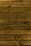 Wooden Background. Old Vintage Brown Wooden Background Royalty Free Stock Photography