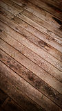 Wooden Background. Old Vintage Wooden Floor Backgroun Royalty Free Stock Photography