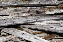 Wooden background. Stock Photos