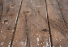 Wooden background of the old wooden planks. royalty free stock image