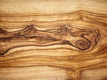 Wooden background, olive wood, wood grain Royalty Free Stock Photo