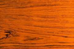 Wooden background, orange and brown color. stock photography