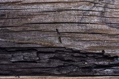 Wooden background outdated from time Royalty Free Stock Photo