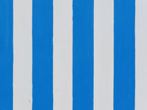 Wooden background painted in white and blue Stock Photos