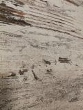 Wooden background. And pattern Stock Photography