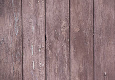 Wooden background with peeled of paint Royalty Free Stock Photography