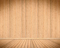 Wooden  background room Royalty Free Stock Photos