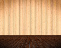 Wooden  background room Stock Image