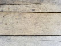 Rustic weathered barn wood background with knots and nail holes Royalty Free Stock Image