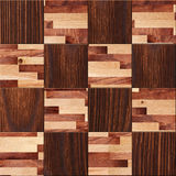 Wooden background, squares in a checkerboard pattern. Wooden background squares in a checkerboard pattern Stock Image