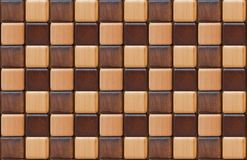 Structure of wooden chessboard stock photos