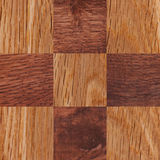 Wooden background, squares in a checkerboard pattern. Wood background, squares in a checkerboard pattern Royalty Free Stock Photography