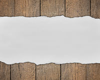 Wooden background and text space Royalty Free Stock Images