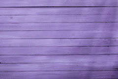 Wooden background texture in a pretty purple. Wooden background texture in a 2014 fashion color of a pretty shade of lilac or purple with parallel horizontal Royalty Free Stock Photography
