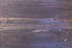 Wooden background. Texture, the surface of the old boards from natural wood with different shades of black and dark brown. Royalty Free Stock Photo