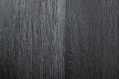 Wooden background texture. Top view of Wooden materials sample o. Black wooden texture  sample materials Stock Photo
