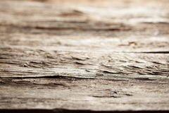 Wooden background, textured with grunge effects Royalty Free Stock Photo