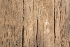 Rustic wooden background with vertical lines royalty free stock image