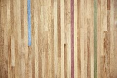 Wooden wall panel. Wooden background of wall panel Stock Image