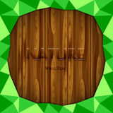 Wooden background Royalty Free Stock Images