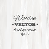 Wooden background. Wood texture vector illustration