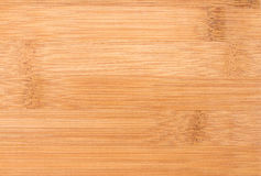 Wooden bamboo panel Stock Image