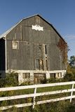 Wooden Barn Royalty Free Stock Image