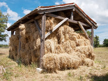 Wooden barn Stock Photos