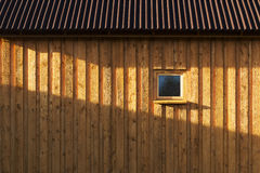 Wooden barn wall Royalty Free Stock Image