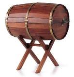 Wooden barrel Royalty Free Stock Photos