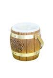 Wooden barrel Stock Image