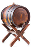Wooden barrel Stock Images