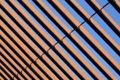 Wooden bars Royalty Free Stock Images
