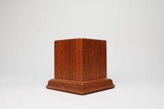 Wooden base Stock Photo