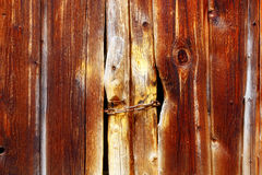 Wooden batten wall with detailed structural pattern. Wooden batten wall with detailed structural pattern stock photography