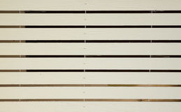 Wooden battens Royalty Free Stock Photos