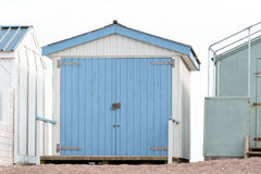 A wooden beach hut Royalty Free Stock Photo