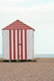 A wooden beach hut Royalty Free Stock Image