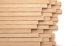Wooden beam Stock Photography