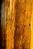 Wooden beam. Of a door for supporting Royalty Free Stock Images