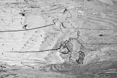 Wooden beam texture Royalty Free Stock Photography