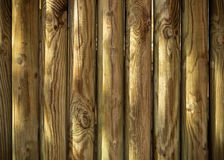 Wooden beams Royalty Free Stock Photos