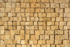 Wooden beams Royalty Free Stock Photography