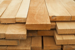 Wooden beams Royalty Free Stock Photos