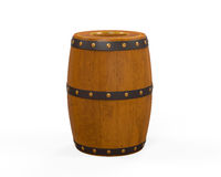 Wooden Beer Cask Royalty Free Stock Image
