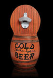Wooden Beer Keg Stock Images