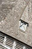 Wooden belfry tower Stock Image