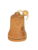 Wooden Bell Royalty Free Stock Photography